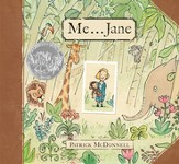 Me . . . Jane / Illustrated - eBook