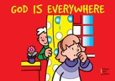 God Is Everywhere Coloring Book