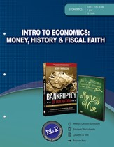Intro to Economics: Money, History & Fiscal Faith Parent Lesson Planner: Master Books - PDF Download [Download]
