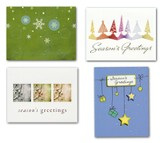 Season's Greetings,  16 Boxed Christmas Cards