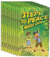The Greatest Journey Steps to Peace with God 25 pack