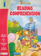 The Smart Alec Series: Reading Comprehension Grade 1