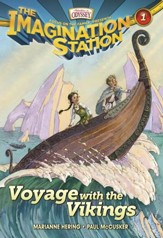 Adventures in Odyssey The Imagination Station® Series #1: Voyage with the Vikings eBook