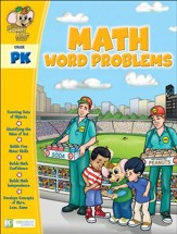 The Smart Alec Series: Math Word Problems Grade PreK