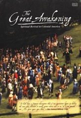 The Great Awakening: Spiritual Revival in Colonial America--DVD