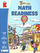 The Smart Alec Series: Math Readiness Grade K