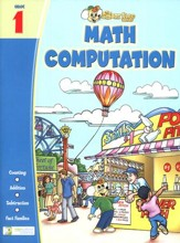 The Smart Alec Series: Math Computation Grade 1