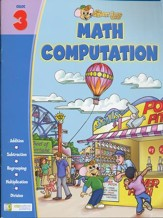 The Smart Alec Series: Math Computation Grade 3