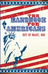 The Handbook For Americans: Out of Many One  - Slightly Imperfect