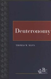 Westminster Bible Companion: Deuteronomy