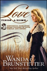 Love Finds a Home, 3 Volumes in 1