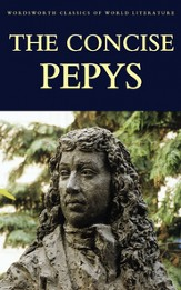 Concise Pepys - Slightly Imperfect
