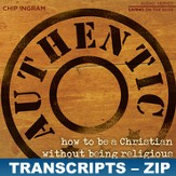 Authentic Transcripts - ZIP Files [Download]