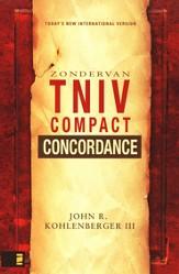 265030: Zondervan TNIV Compact Concordance