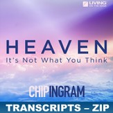 Heaven Transcripts - ZIP Files [Download]