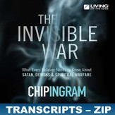 The Invisible War Transcripts - ZIP Files [Download]