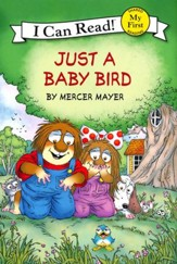 Little Critter: Just a Baby Bird, hardcover