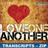 Love One Another Transcripts - ZIP Files [Download]