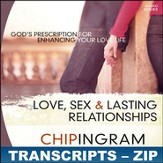 Love, Sex, and Lasting Relationships Transcripts - ZIP Files [Download]