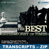 Making the Best of the Worst of Times Transcripts - ZIP Files [Download]