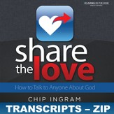 Share The Love Transcripts - ZIP Files [Download]