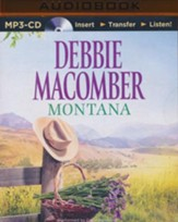 Montana - unabridged audio book on MP3-CD