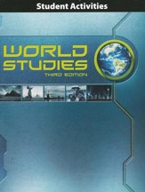 BJU Press World Studies Student Activities Book, Third Edition