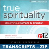 True Spirituality Transcripts - ZIP Files [Download]