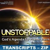 Unstoppable Transcripts - ZIP Files [Download]