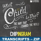 What Child Is This Transcripts - ZIP Files [Download]