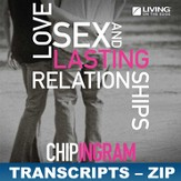Love, Sex and Lasting Relationships - Revised -Zip Files [Download]