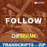 Jesus Unfiltered, Volume 2: Follow Transcripts [Download]