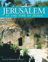 Jerusalem at the Time of Jesus - eBook