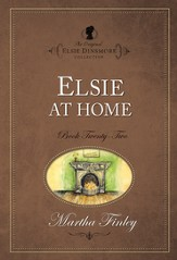 Elsie at Home - eBook
