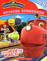 Chuggington Sticker Storybook: Let's Ride the Rails!