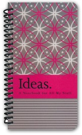 Ideas: A Notebook for All My Stuff