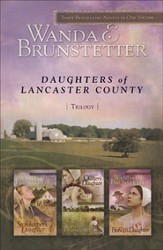 Daughters of Lancaster County - The Series 3 in 1 Edition