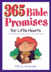 365 Bible Promises for Little Hearts