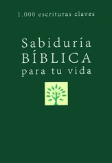 Sabiduría Bíblica  (God's Wisdom for Your Life)