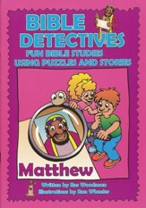 Bible Detectives: Matthew