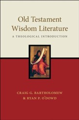 Old Testament Wisdom Literature: A Theological Introduction - PDF Download [Download]