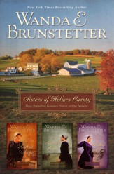 Sisters of Holmes County Trilogy, 3 Volumes in 1