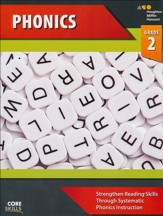 Steck-Vaughn Core Skills Phonics Workbook Grade 2
