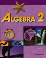 BJU Algebra 2 (Grade 11), Student Text, Second Edition  (Copyright Update)