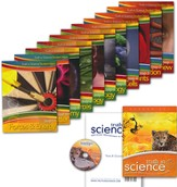 Truth in Science Grade 5 Steps Package (Steps Books, Tests & Quizzes, Answer Key)
