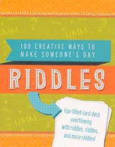 Riddles: 100 Creative Ways to Make Someone's Day