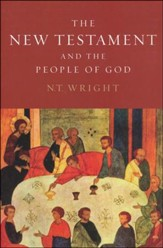The New Testament and the People of God, Volume 1  - Slightly Imperfect