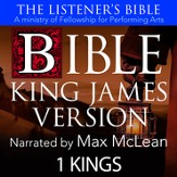 The Listener's Bible (KJV): 1 Kings [Download]