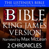 The Listener's Bible (KJV): 2 Chronicles [Download]