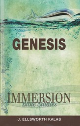 Immersion Bible Studies: Genesis - eBook